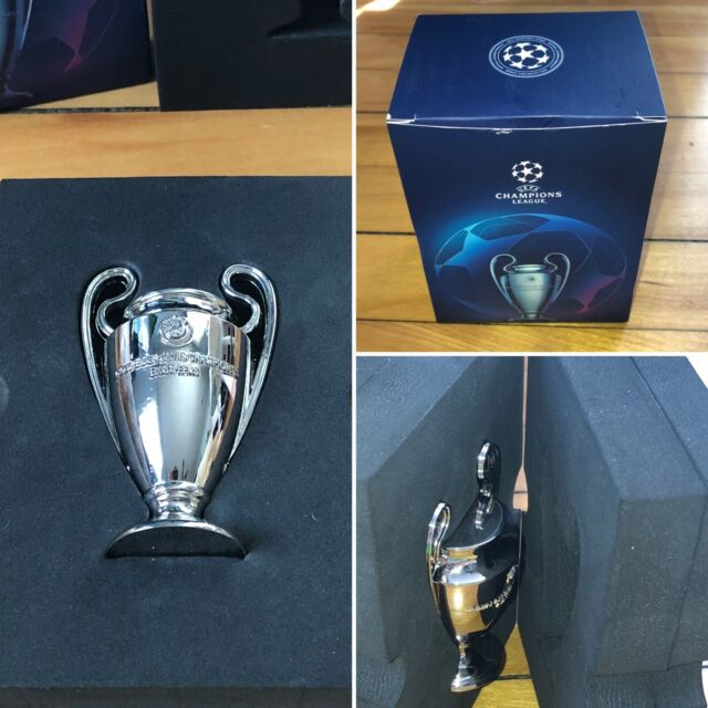 UEFA Champions League Trophy 3d Official Licensed Product ...