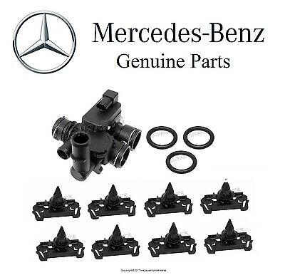 For Mercedes C215 CLS500 W211 E320Heater Control Valve w