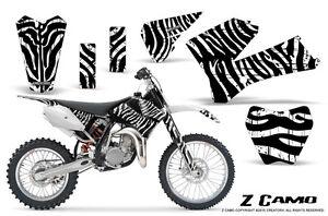 CREATORX GRAPHICS KIT FOR KTM SX85 SX105 2006-2012 ZCAMO W