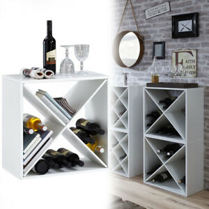 wine rack in living room thomasville furniture sale set of 2 design books stand shelves 4x image is loading