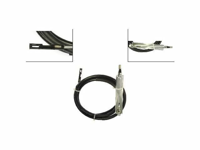 For 1996-2001 GMC Savana 1500 Parking Brake Cable Front