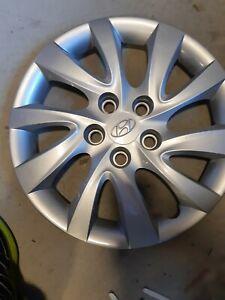 2010 Hyundai Elantra Hubcaps : hyundai, elantra, hubcaps, 1-16