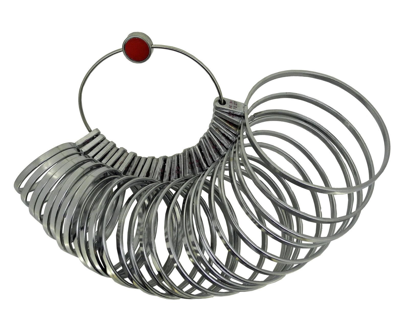 Bangle Bracelet Hand Wrist Metal Sizer Gauge Measure