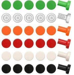 details sur 6x ikea satta boutons meuble cuisine poignees armoire porte tiroir tirer nouveau afficher le titre d origine