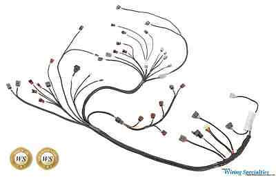 Wiring Specialties Engine Tranny Combo Harness for RB26