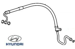 Genuine Hyundai Getz High Pressure Power Steering Hose