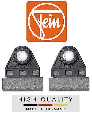 2x fein 70mm starlock kachel gemeinsame fugen out reinigung multi tool blade 63719011220 ebay