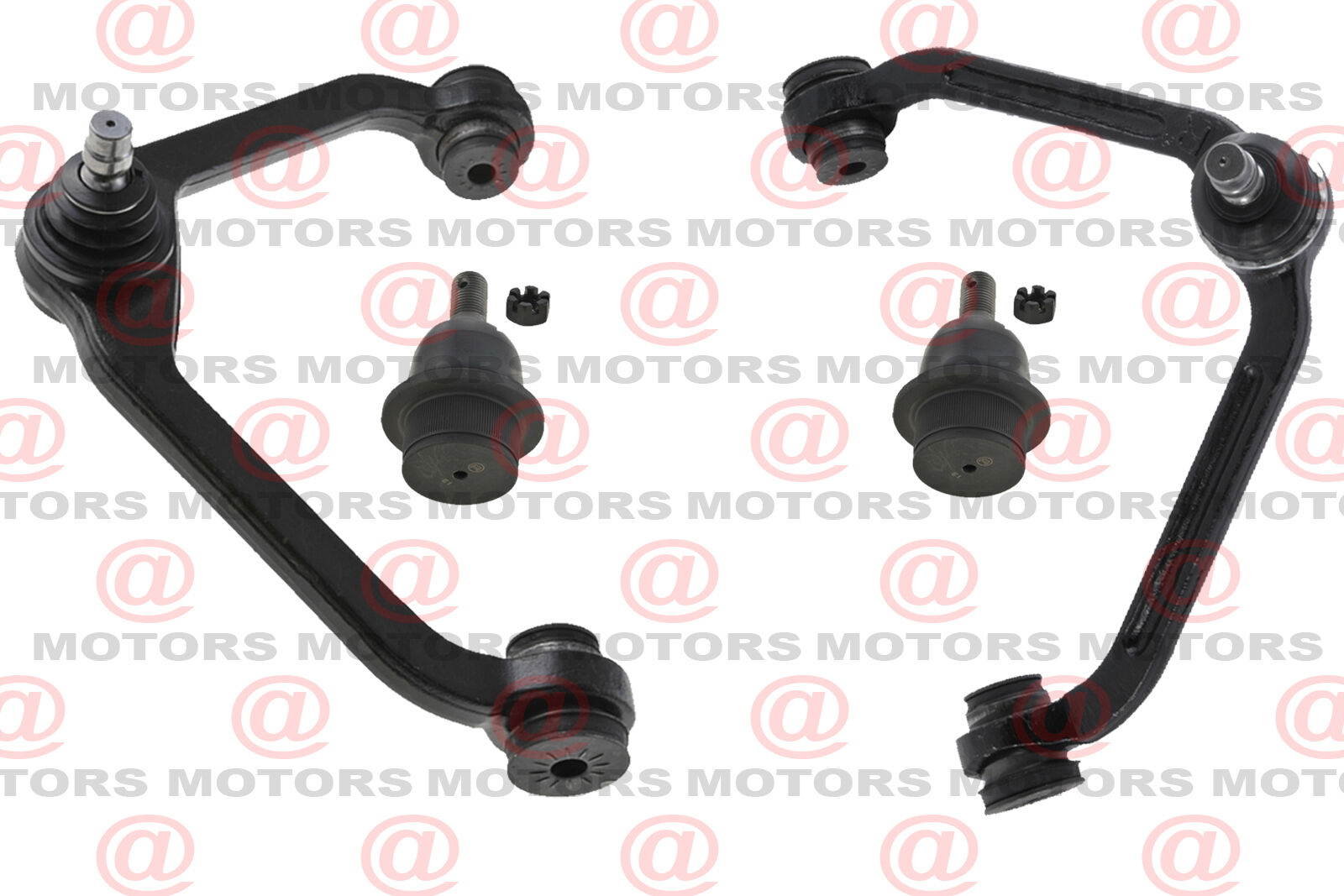 hight resolution of details about for ford explorer 95 03 front left right lower ball joints upper control arm