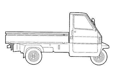 CATALOGO RICAMBI ORIGINALI APE TM 703 DIESEL LCS 422CC