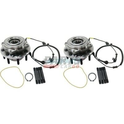 NEW HUB ASSEMBLY FRONT LEFT & RIGHT FITS 2005 FORD F-350