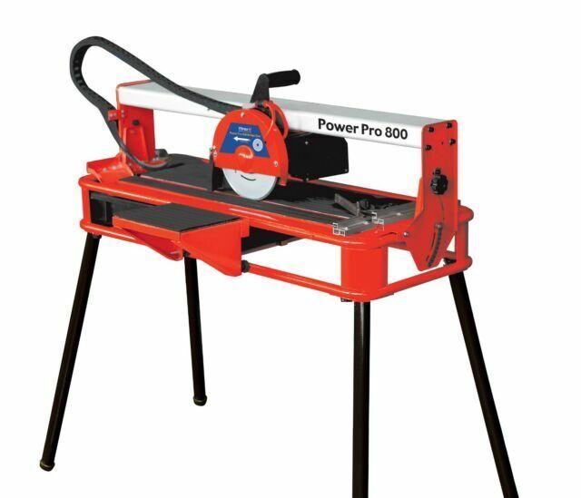 vitrex powerpro 800 800w bridge tile saw