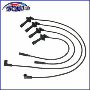 New Gnition Spark Plug Wire Set For Subaru Impreza Legacy