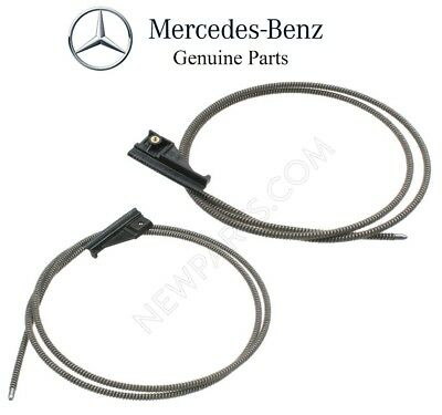 For MB W210 E-Class W220 S-Class Pair Set of Left & Right