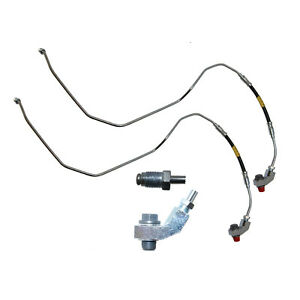 AUDI TT QUATTRO (1999-2006) PAIR REAR BRAKE HOSES (TO