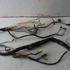 1979 Kawasaki Kz1000 Wiring Diagram 1991 Ford F150 Ltd 257 Main Wire Harness Ebay Image Is Loading