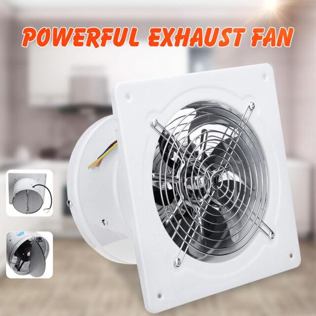 4 6 7 8 wall extractor fan exhaust