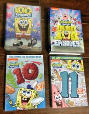 All 12 Seasons Of Spongebob On Dvd : seasons, spongebob, Spongebob, Squarepants, Seasons, Collection, Region, Online