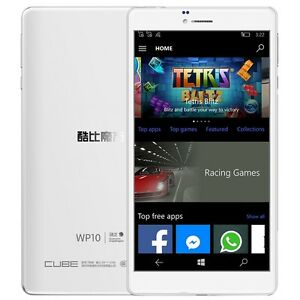 "6.98"" Cube WP10 Call 2GB+16GB Phone Tablet Dual SIM Windows10 WiFi OTG Dual SIM"