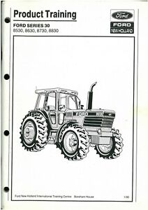 Ford New Holland Tractor 8530 8630 8730 8830 Product