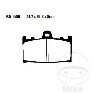 EBC HH Sintered Superbike Front Brake Pads FA158HH