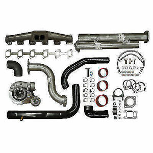 DTS TURBO KIT FIT TOYOTA LANDCRUISER 2H 4.0L DIESEL TURBO