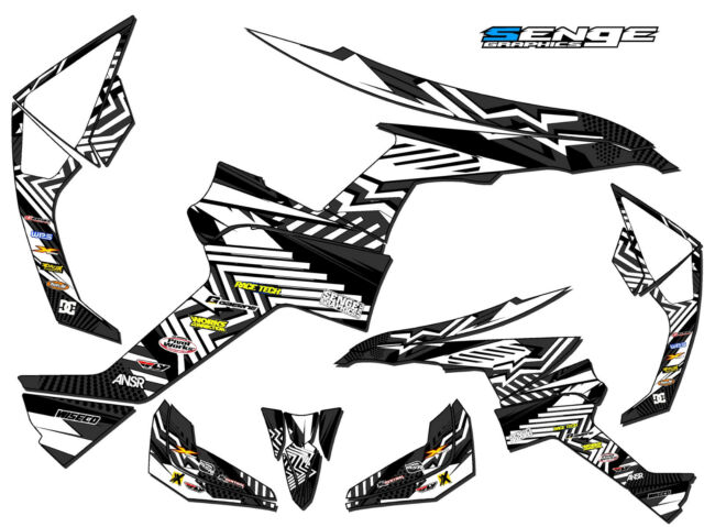 CAN-AM CAN AM RENEGADE 500 800R 800X 800 X R 1000 GRAPHICS