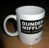 Dunder Mifflin Paper Company The Office Ceramic Coffee Mug ...