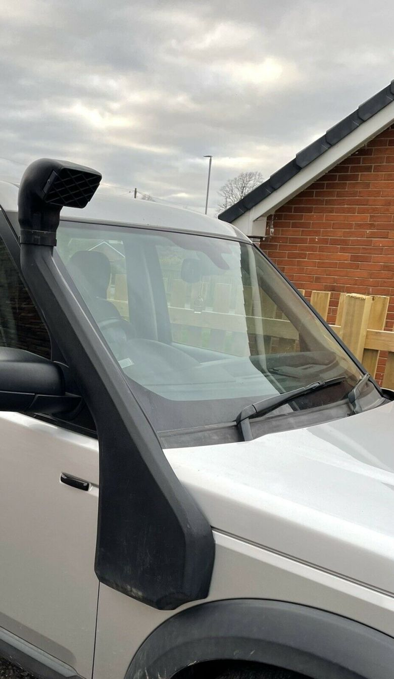 Land Rover Discovery 3 Snorkel