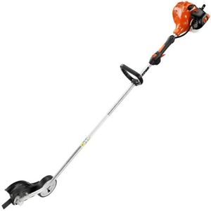 8 in. Hand Held Manual Gas Stick Edger 21.2 cc , 2-Stroke