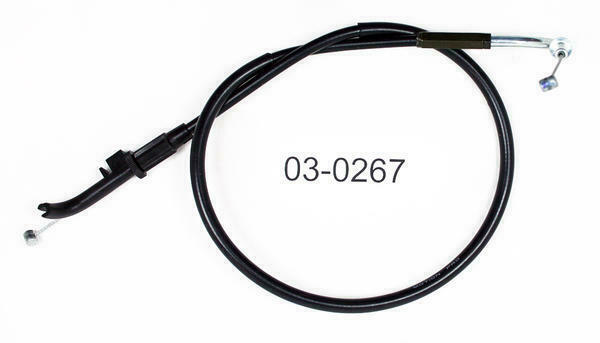 Motion Pro Pull Throttle Cable Black for Kawasaki ZX900B