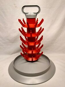details about new ferrari 45 posti bottle drainer tree drying rack 45 post homebrewing beer