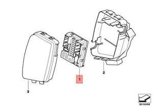 For BMW E83 E85 E86 Fuse Box Engine Electrical
