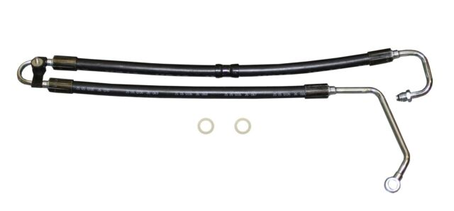 For BMW E39 2.5L Pump To Rack Power Steering Pressure Line