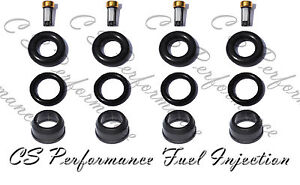 OEM Quality Fuel Injector Seal Kit Viton Rings Filters