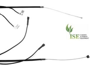 ISE® Replacement Throttle Cable for Stihl, Replaces Part