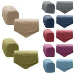 Chair Covers The Range Picnic Time Full Round Arm Cap Back Furniture Sofa Slip Cover Image Is Loading