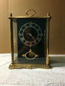 United Clock Corp : united, clock, UNITED, CLOCK, MODEL, ELECTRIC, MANTLE, CLOCK;, EXCELLENT, WORKS