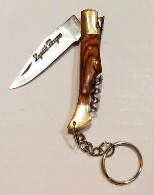 Couteaux Et Tire Bouchon : couteaux, bouchon, Porte, Knife,, Bouchon,, Stainless, Steel, Folding, Laguiole