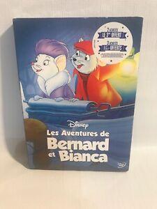 Les Aventures De Bernard Et Bianca : aventures, bernard, bianca, Aventures, Bernard, Bianca//, DISNEY, 3459370440645