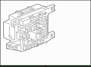 8637A478 Mitsubishi Control unittime 8637A478, New Genuine