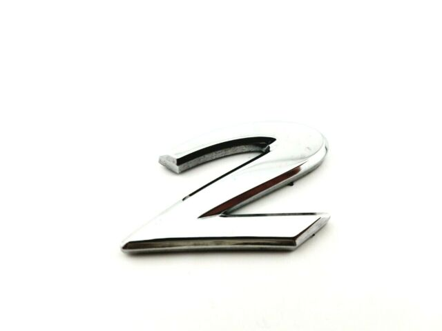 2011-2014 MAZDA 2 REAR TRUNK LID EMBLEM BADGE SYMBOL LOGO