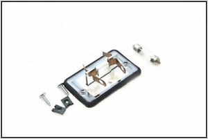 LAND ROVER DISCOVERY 2 II 99-04 LICENSE PLATE SERVICE KIT