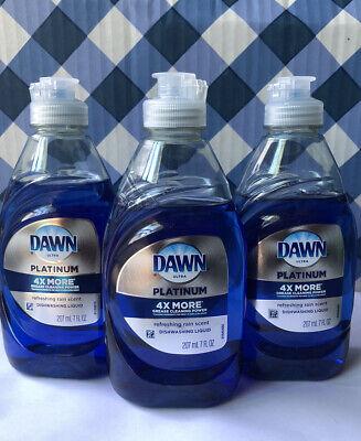 Dawn Dish Soap Label : label, Ultra, Platinum, Dishwashing, Liquid, Soap,, Scent,, 207ml