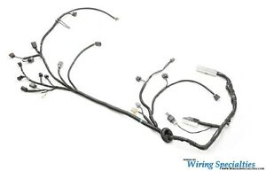 Wiring Specialties Engine Tranny Combo Harness for S13