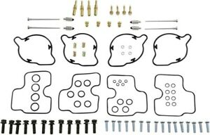 CARBURETOR CARB GASKETS JETS REBUILD KIT HONDA CBR1000F