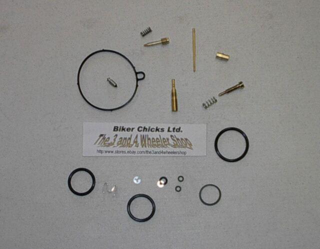 HONDA 1993-1998 TRX90 Carburetor Carb Rebuild Repair Kit