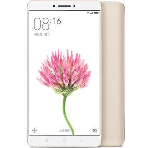 XIAOMI MI MAX MIUI 8 Snapdragon 650 Hexa Core 6.44 Inch Screen WIFI GPS 3GB 32GB