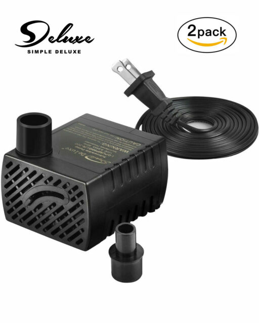 Geoglobal Partners Submersible Pump : geoglobal, partners, submersible, GEOGLOBAL, Partners, Submersible, Fountain, Water, Hydroponics, Online