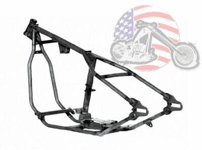 Paughco S128 Wishbone Rigid Hardtail Frame Harley Chopper