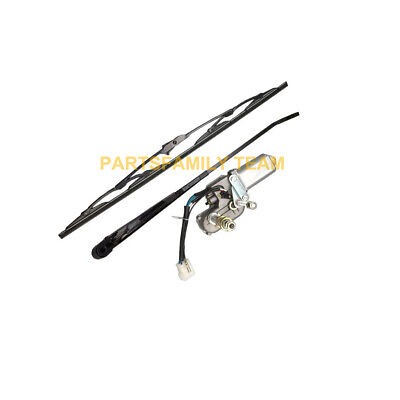Windshield Wiper Motor kit for Doosan Daewoo Solar 55-V